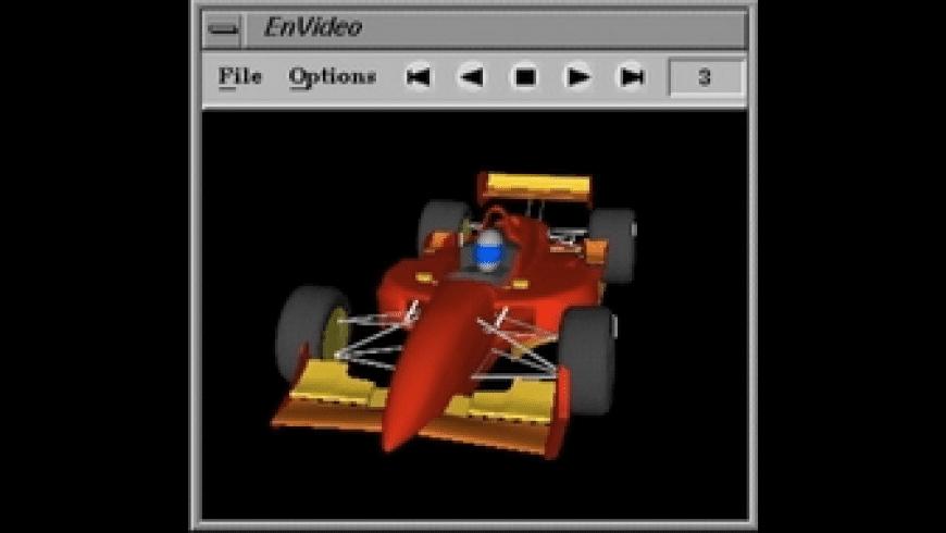 EnVideo for Mac - review, screenshots