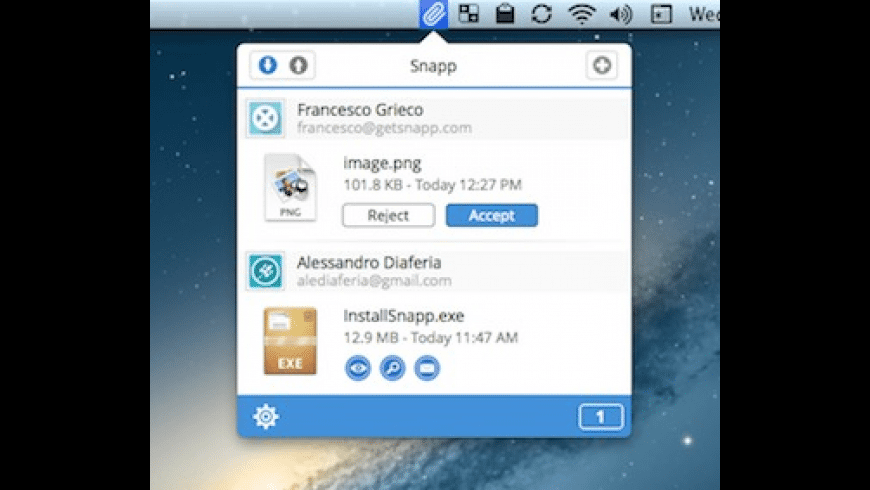 Snapp for Mac - review, screenshots