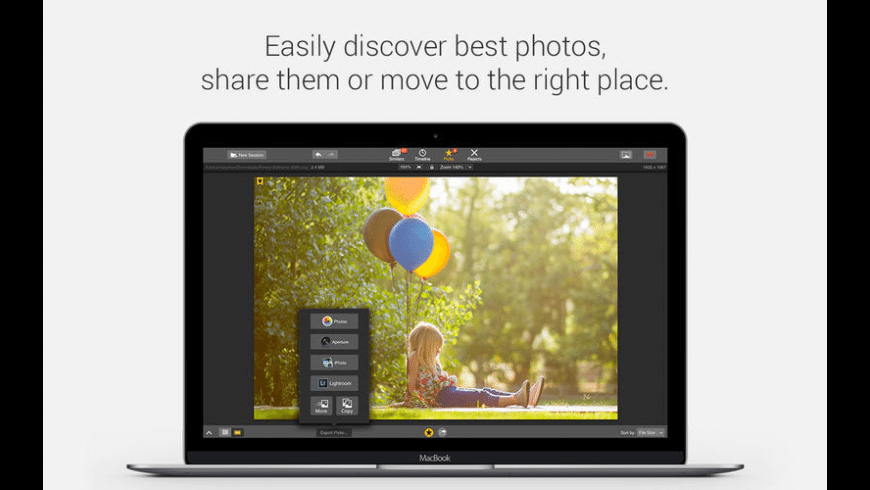Snapselect for Mac - review, screenshots