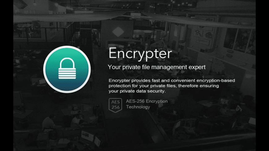 Encrypter Lite for Mac - review, screenshots