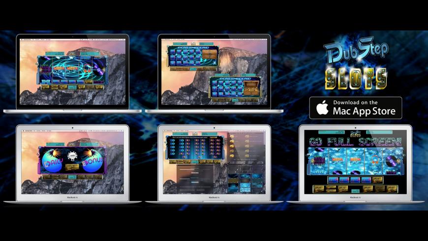 Dubstep Slots for Mac - review, screenshots