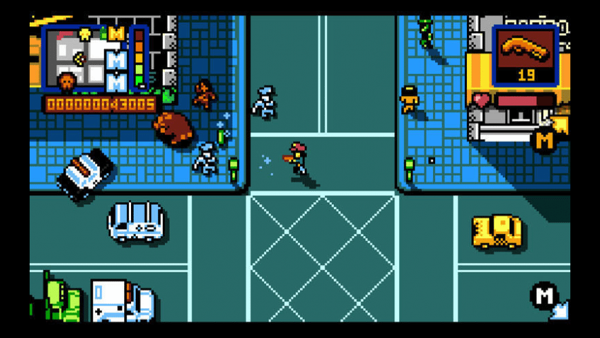Retro City Rampage DX for Mac - review, screenshots