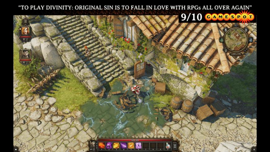 Divinity - Original Sin for Mac - review, screenshots