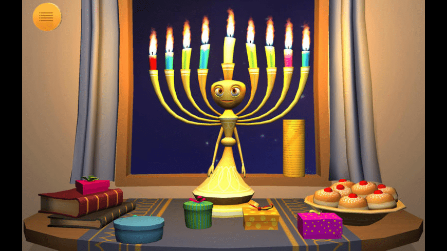 My Menorah for Mac - review, screenshots