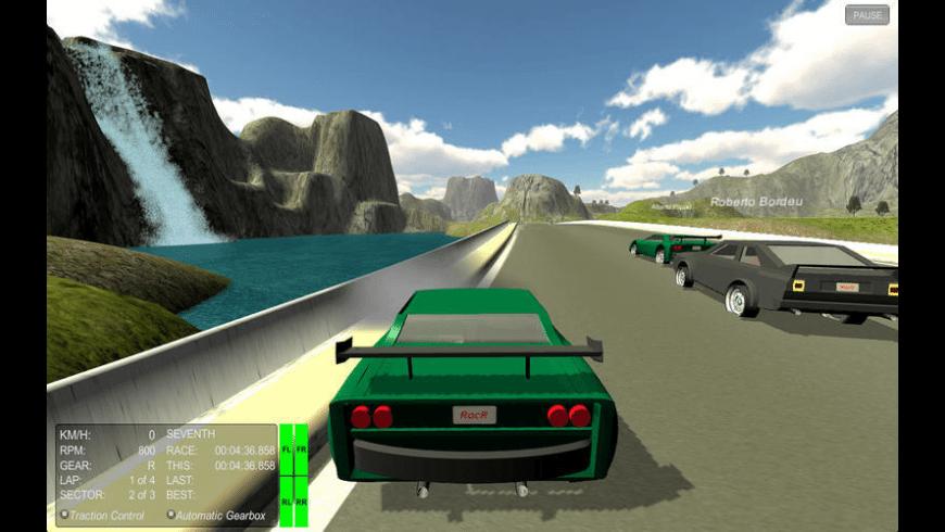 RacR for Mac - review, screenshots