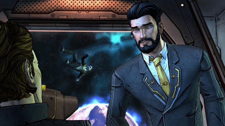 Tales from the Borderlands - A Telltale Games Series for Mac - review, screenshots