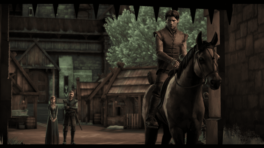 Game of Thrones – A Telltale Games Series for Mac - review, screenshots