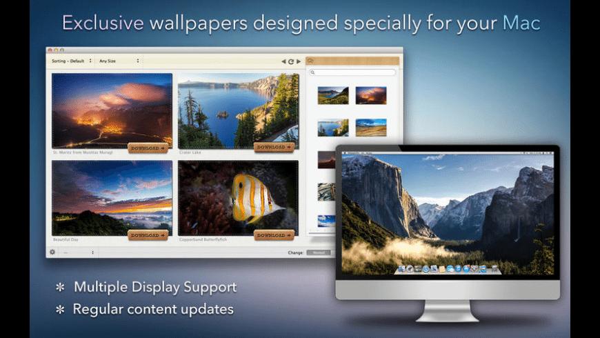 WallpapersLite for Mac - review, screenshots
