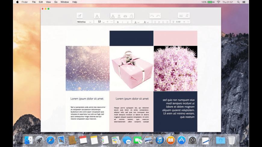 Fresh Word for Mac - review, screenshots