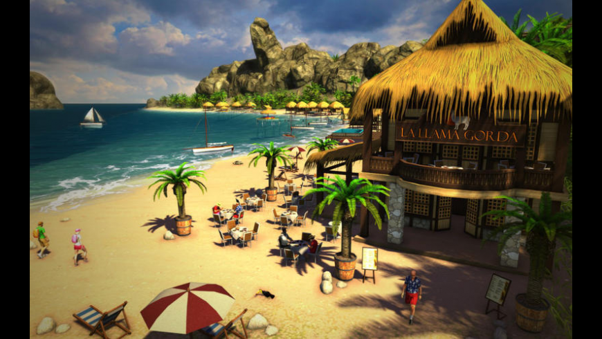 Tropico 5 for Mac - review, screenshots