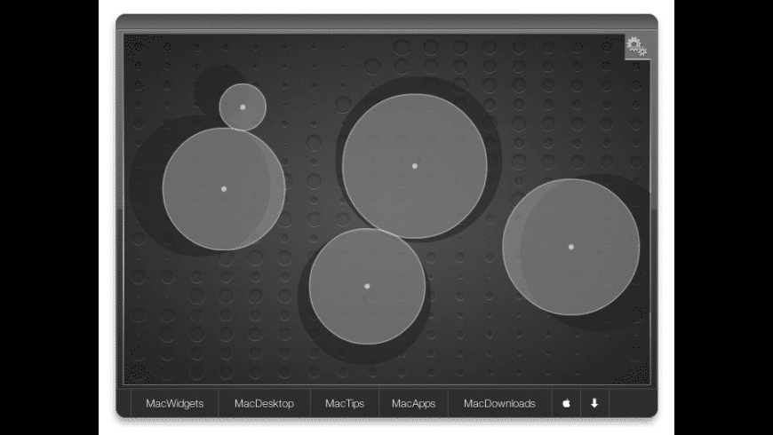 Circuli for Mac - review, screenshots