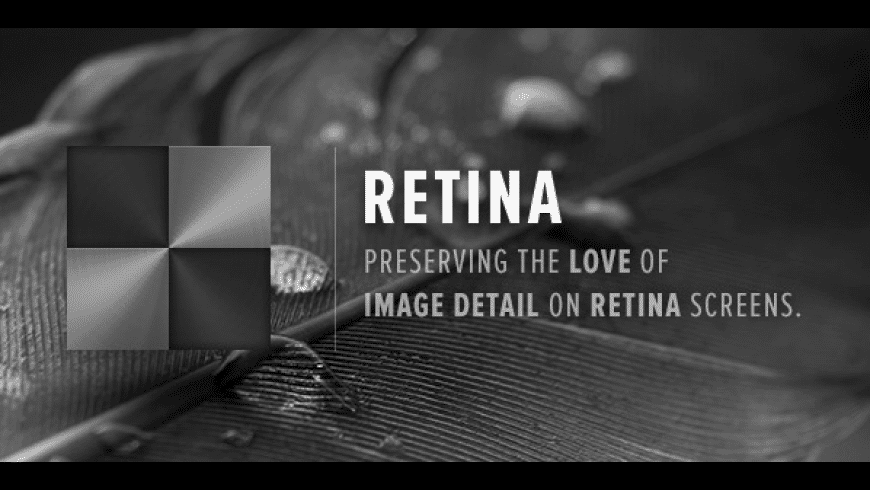 Retina for Mac - review, screenshots