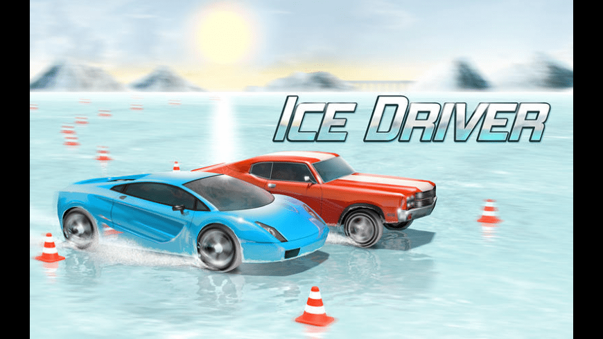 Ice Driver for Mac - review, screenshots