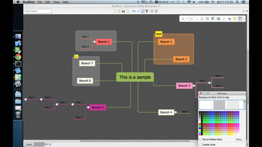 RecMind for Mac - review, screenshots