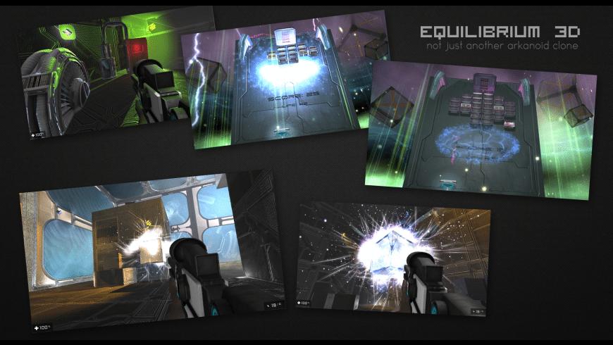 Equilibrium 3D for Mac - review, screenshots
