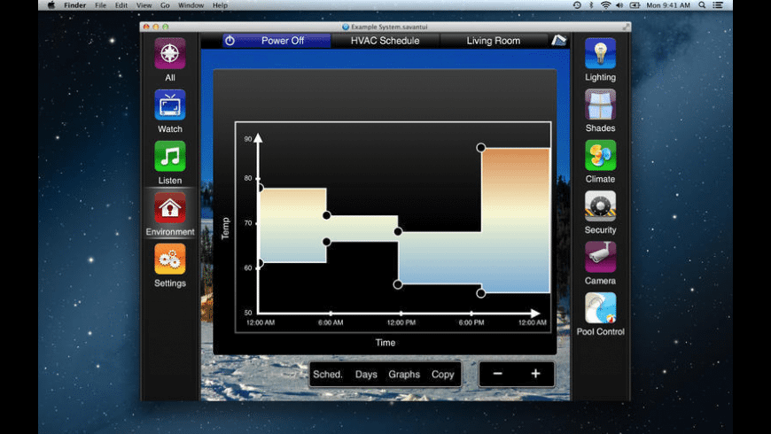 Savant TrueControl for Mac - review, screenshots