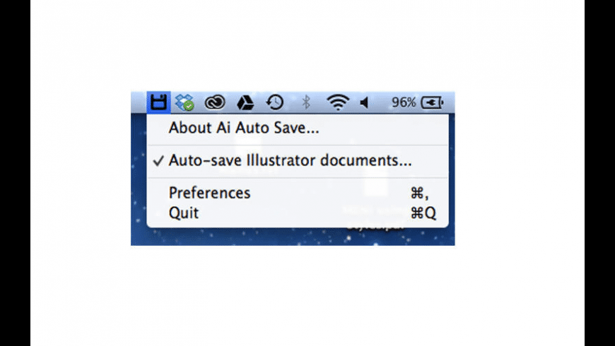 Ai Auto Save for Mac - review, screenshots
