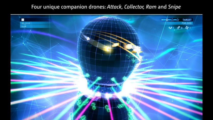 Geometry Wars 3: Dimensions for Mac - review, screenshots