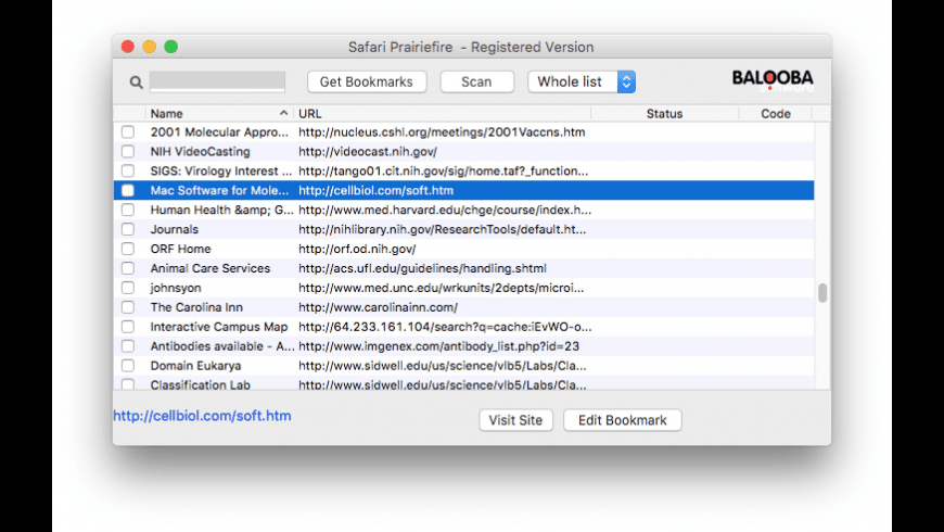 Safari Prairiefire for Mac - review, screenshots