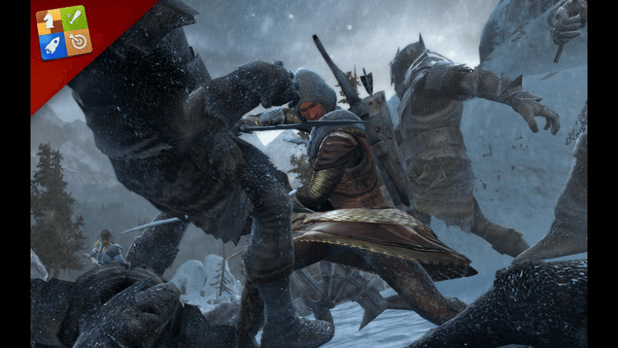 The Lord of the Rings: War in the North for Mac - review, screenshots