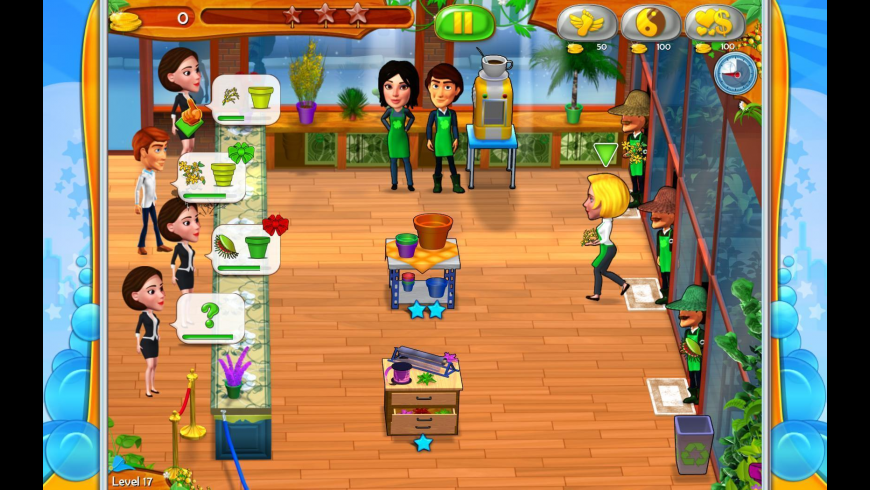 Garden Shop - Rush Hour! for Mac - review, screenshots