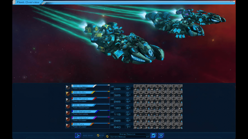 Sid Meier's Starships for Mac - review, screenshots
