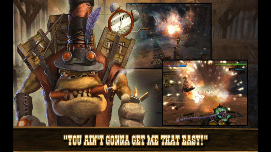 Oddworld: Stranger's Wrath for Mac - review, screenshots