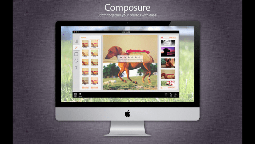 Composure for Mac - review, screenshots