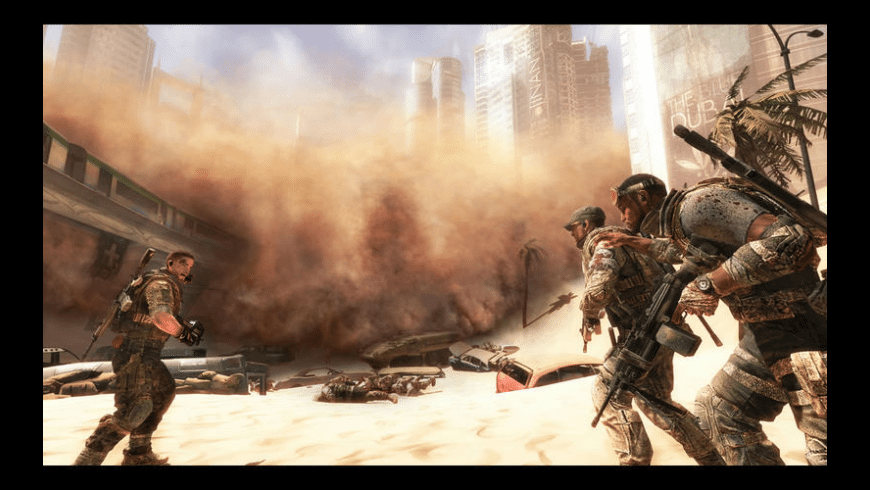 Spec Ops: The Line for Mac - review, screenshots