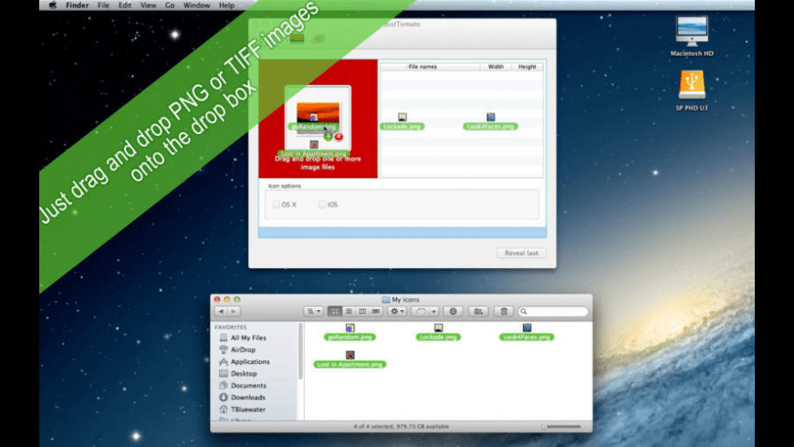 JustTomato for Mac - review, screenshots