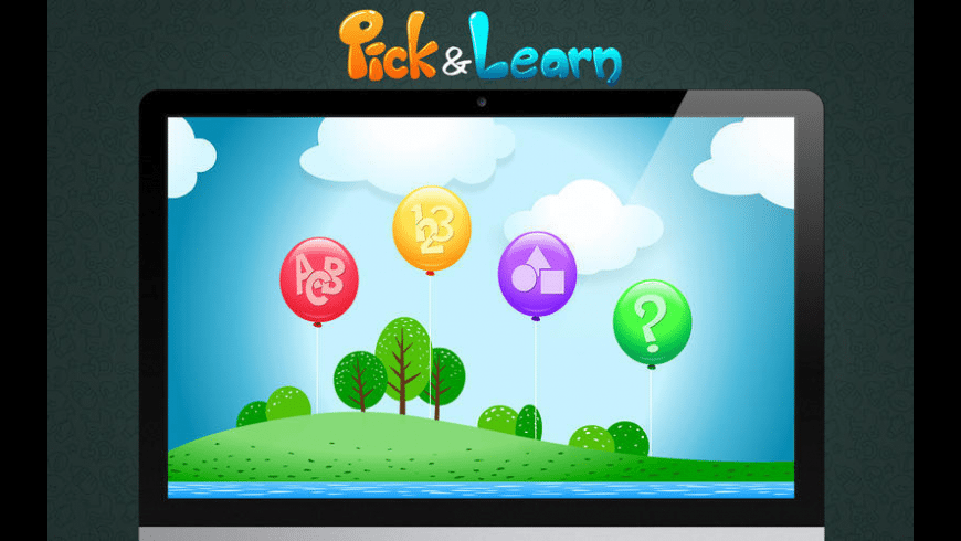 Pick and Learn for Mac - review, screenshots