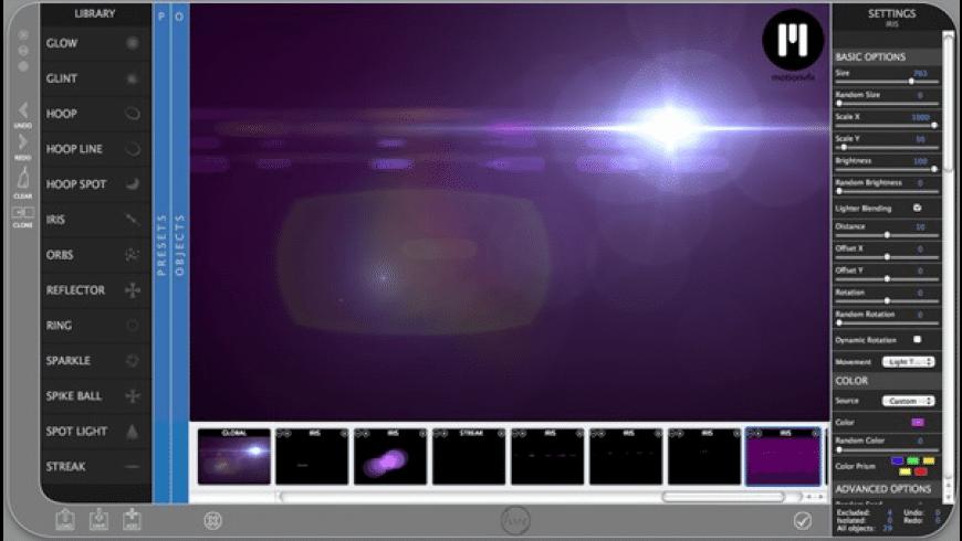 mFlare for Mac - review, screenshots