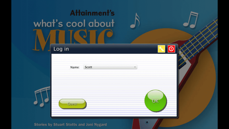 What's Cool About Music for Mac - review, screenshots