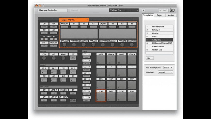 Controller Editor for Mac - review, screenshots