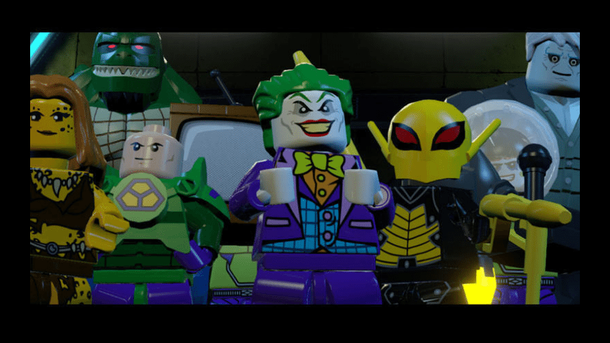 LEGO Batman 3: Beyond Gotham for Mac - review, screenshots