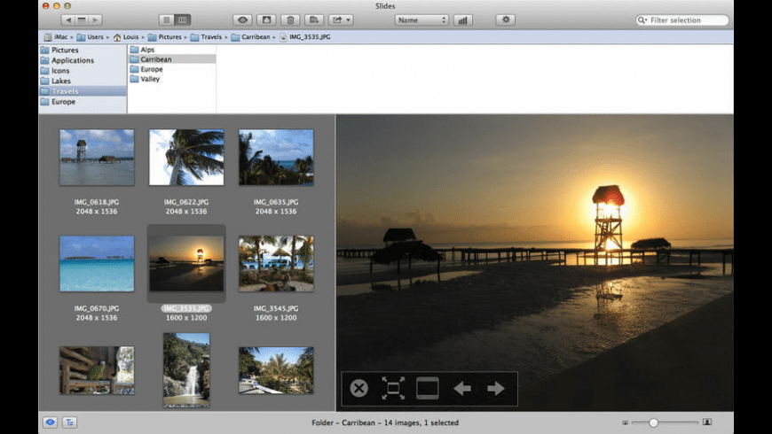 Slides for Mac - review, screenshots