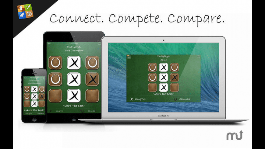 Tic Tac Toe World Championship HD for Mac - review, screenshots
