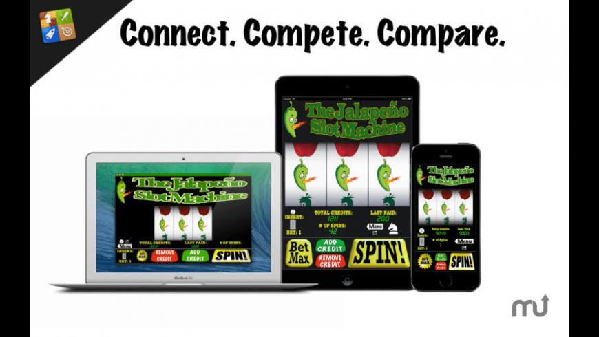 The Jalapeño Slot Machine for Mac - review, screenshots
