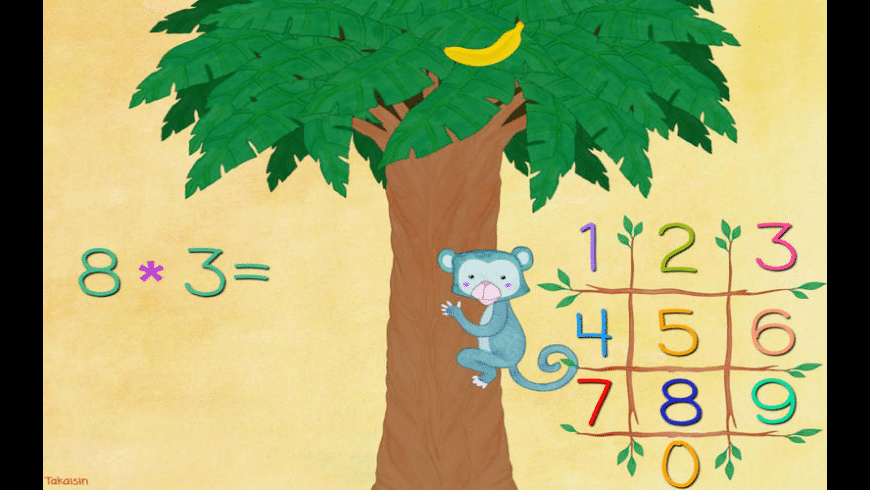 Times Tables For Kids for Mac - review, screenshots