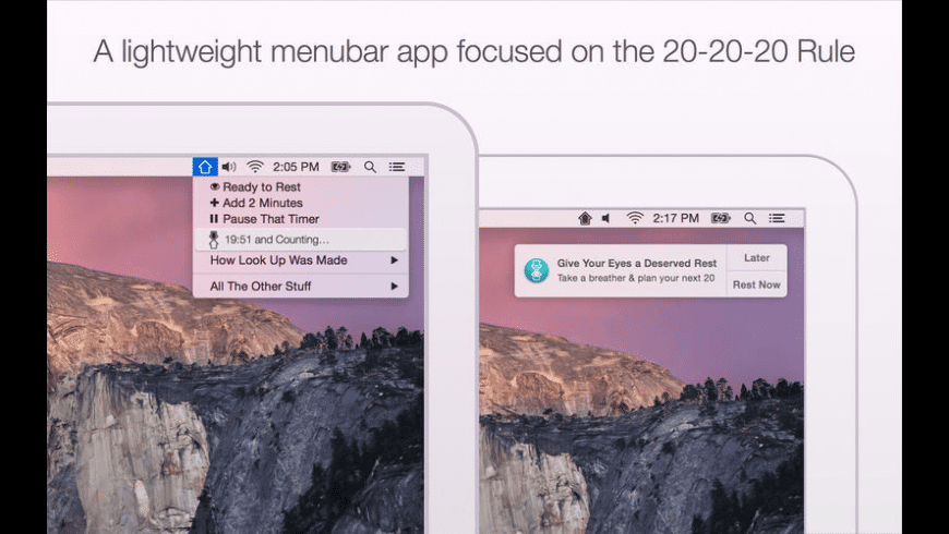 Look Up for Mac - review, screenshots