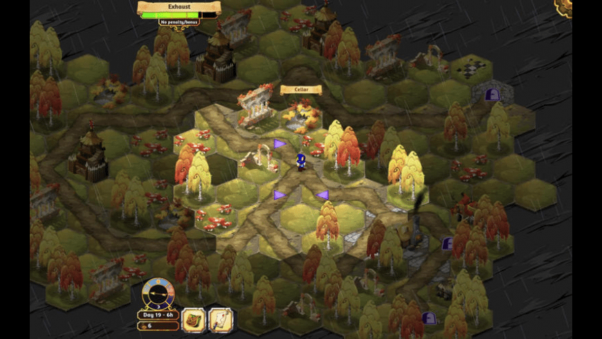 Crowntakers for Mac - review, screenshots