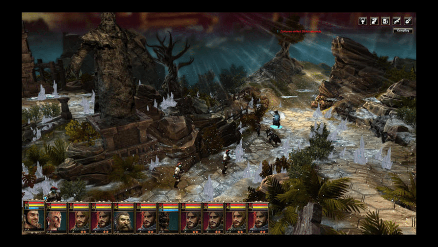 Blackguards 2 for Mac - review, screenshots