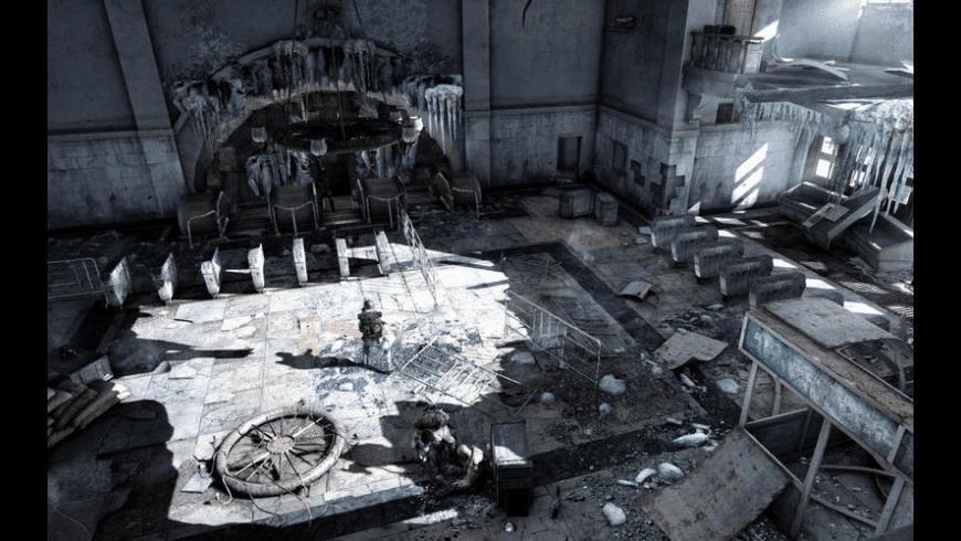 Metro 2033 Redux for Mac - review, screenshots