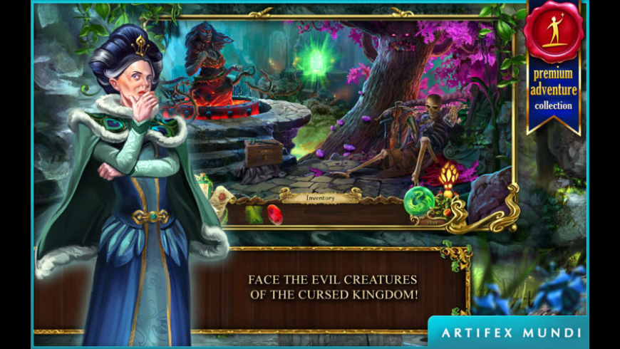 Grim Legends 2: Song of the Dark Swan for Mac - review, screenshots
