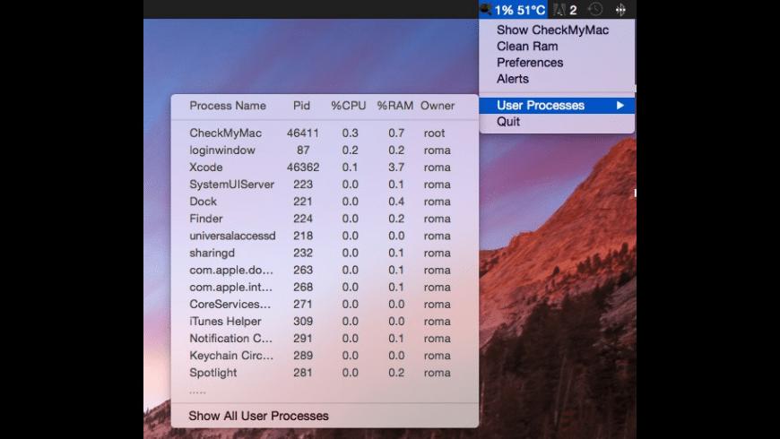CheckMyMac for Mac - review, screenshots