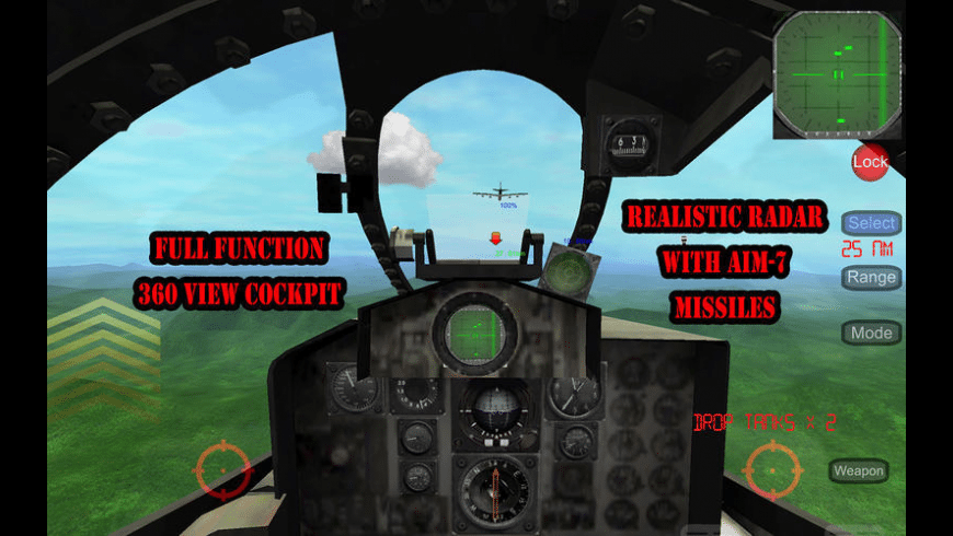 Gunship III for Mac - review, screenshots