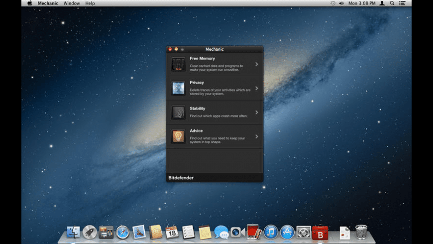 Mechanic for Mac - review, screenshots