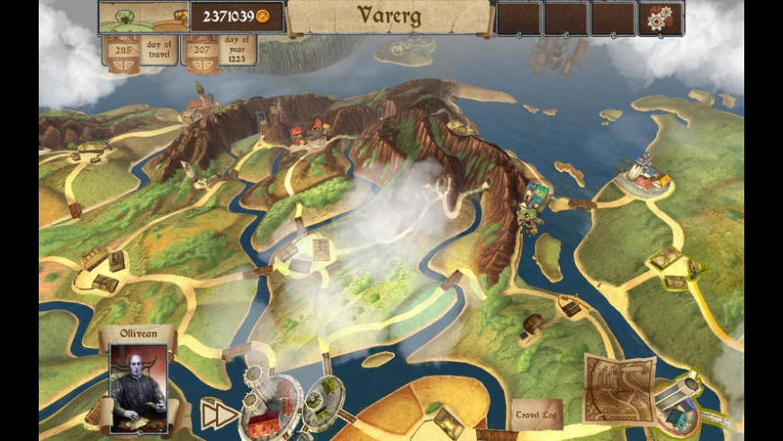 Merchants of Kaidan for Mac - review, screenshots