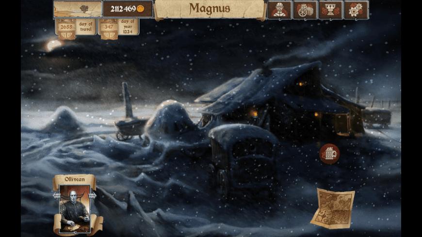 Merchants of Kaidan for Mac - review, screenshots