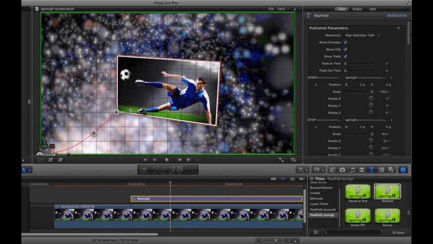 springIt! for Mac - review, screenshots